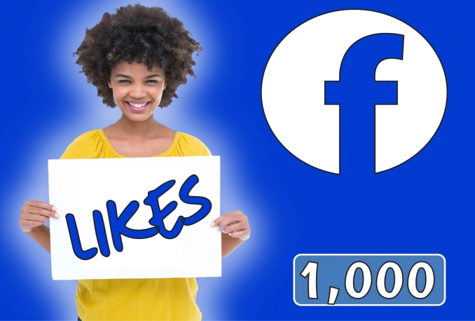 Add 1,000 Fan Page Likes to your Page