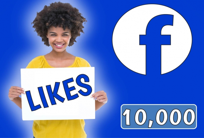 Add 10,000 Fan Page Likes to your Page