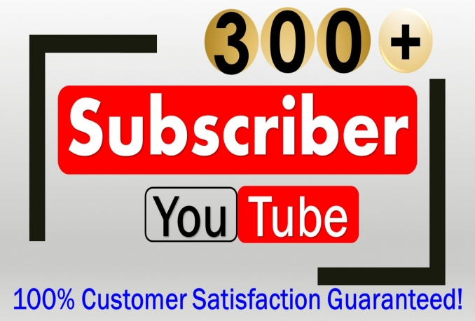Add & Instant Start 3,00+ YouTube-Subscriber, Non Drop