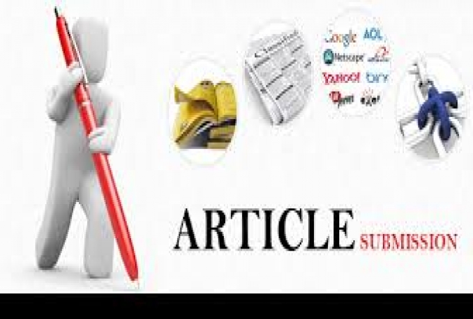 write any article