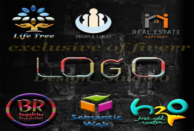 make Outstanding logo for your business