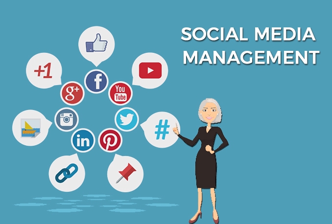 manage all of your social media for one month special offer