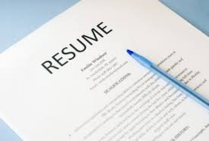 write and design a professional  CV,Resume and Cover Letter that would get you the job of your dream