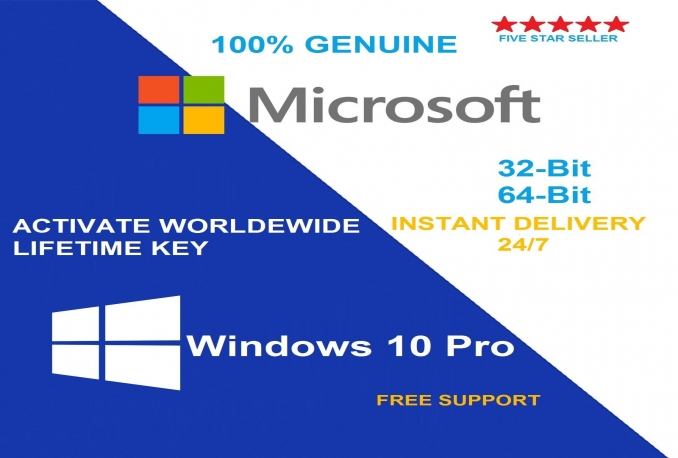 activate any windows 7, 8 or 10 for life