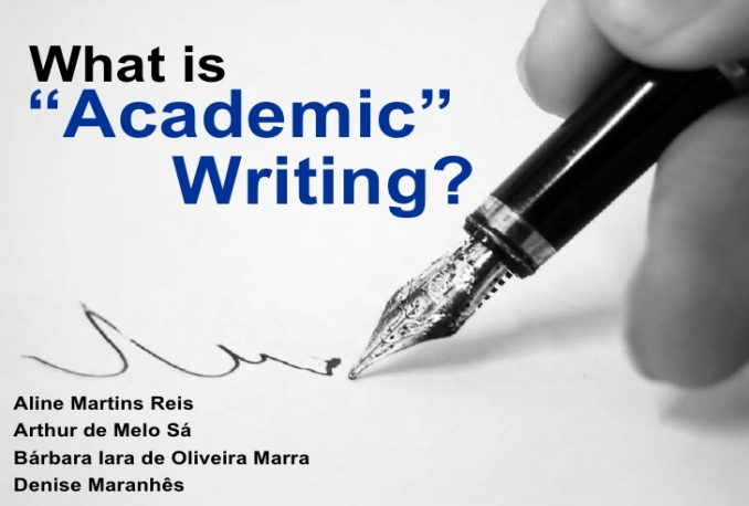 write literature review on any academic topics