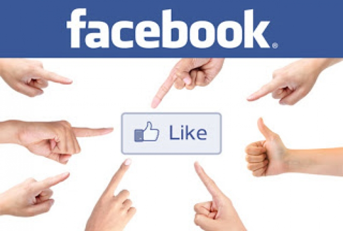 Give you 500  Real & Non Drop Face&book Fan Page Likes