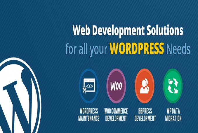 create a wordpress online store only in