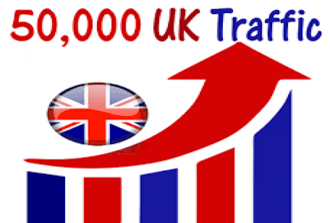 Give You HQ 50,000 UK country Visitors Safely.