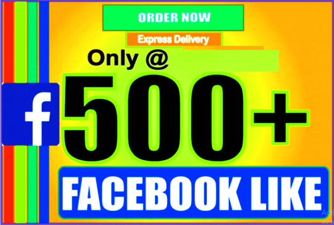 Add 500+ Real Worldwide Facebook Likes to your Fan page