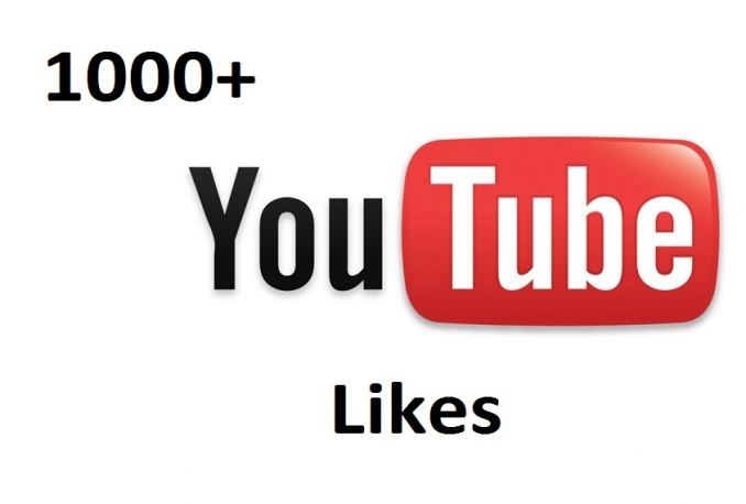 do 1000 youtube likes and 10000 views