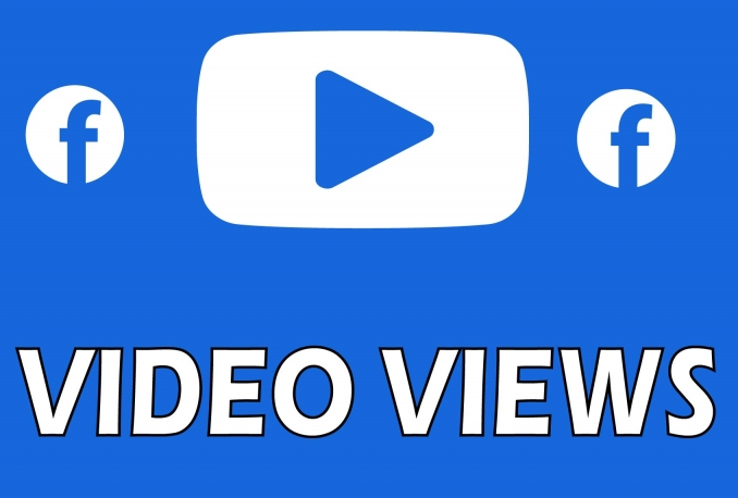 Add 100,000 FB VIDEO VIEWS