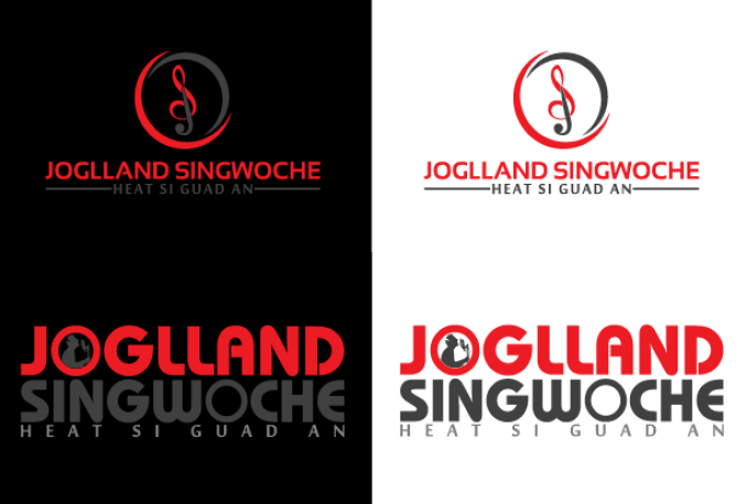 do 3 proffessional and creative concept logo design.