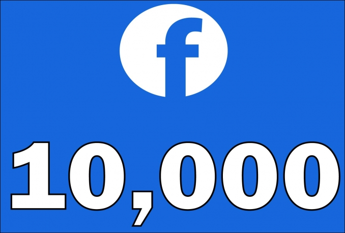 Add 10,000 Fan Page Real Likes