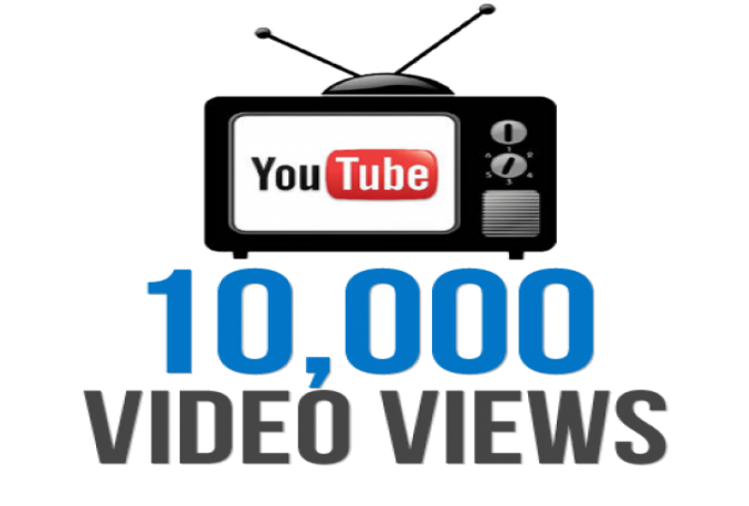 Deliver 10,000 NON DROP YouTube Views