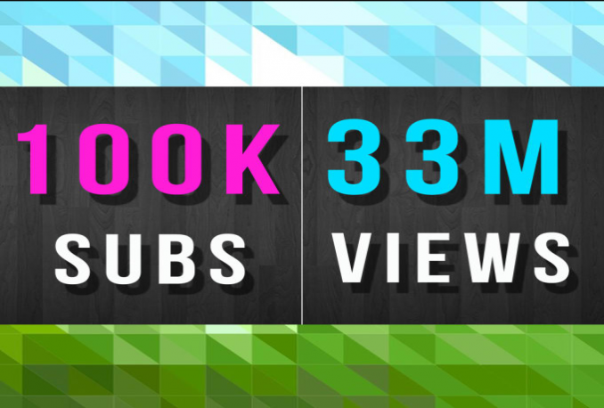 Put Your Link On My 33m Views 100k Subs Youtube Channel