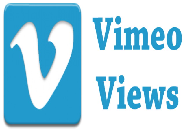 Deliver 50,000 Vimeo Views