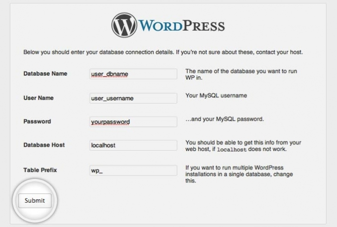 install wordpress on any server mac,window