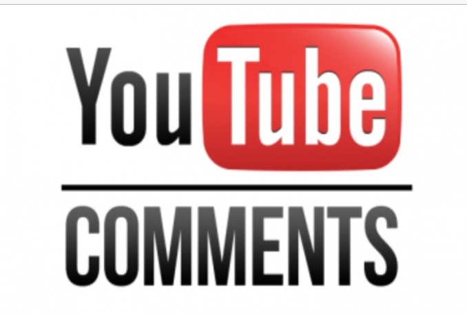 I will Give You Real & Non drop 25 custom YouTube Video Comments & 20 subscribers for $5