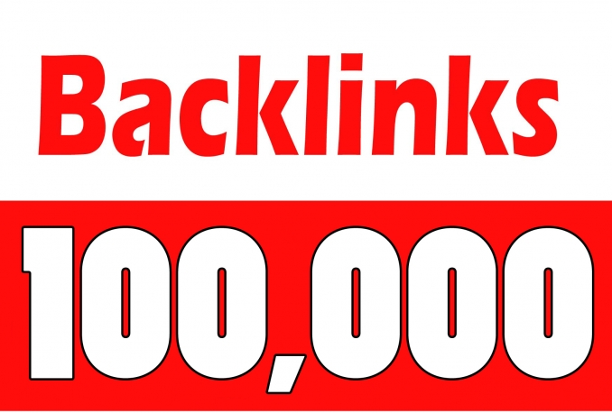 Create 100,000 Backlinks for your site