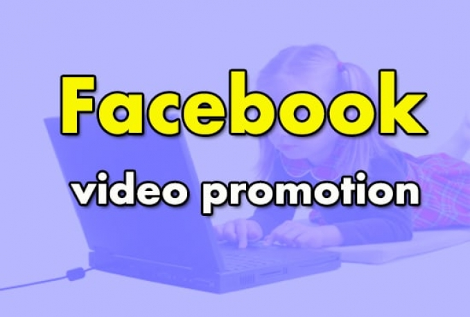 Promote Your Facebook Video, Encouraging Views