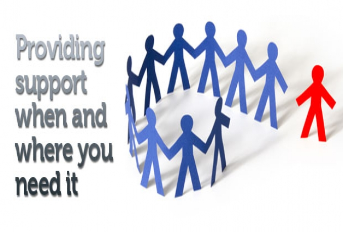Provide Professional Administrative Support any Freelance Site for 30 days