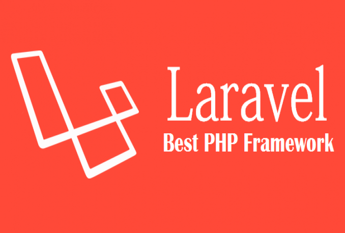 make your complete custom website in laravel