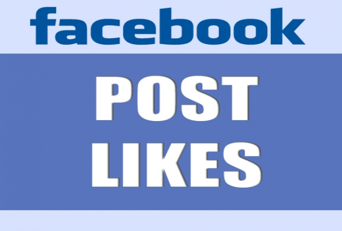give you 1500 Post Likes Of a Page
