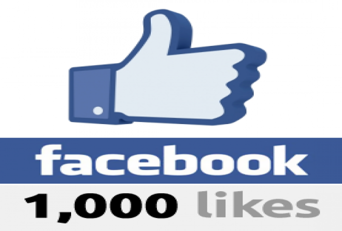 provide 1000+ real facebook fanpage likes very fast