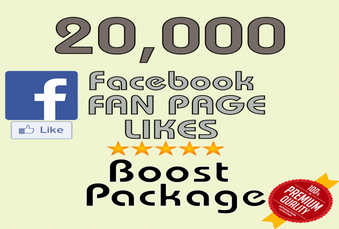 Order 20,000 FaceBook Likes get 5000 Instagram likes for Free