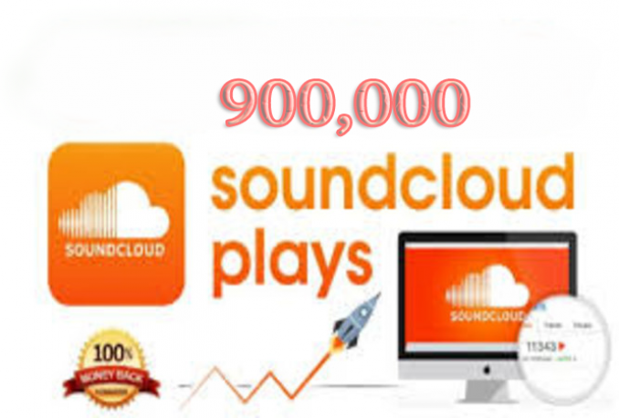 Soundcloud Blast - 900k - 900000 Best Quality Non Drop Soundcloud Plays