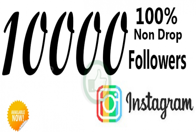 deliver 10,000 Instagram Followers 1000 Likes for Free