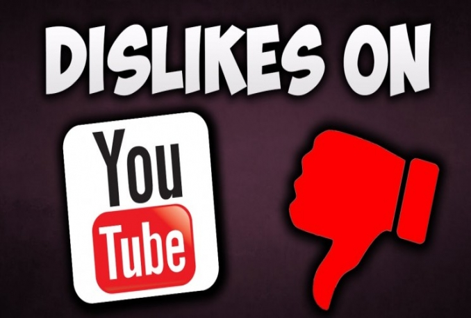 Add 500 YouTube Dislikes On any video you want