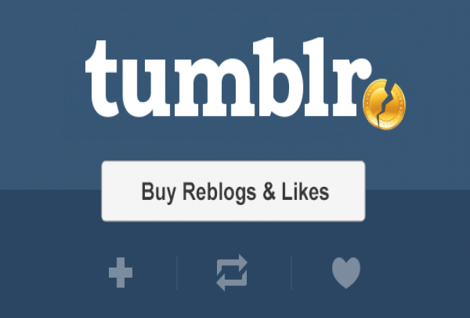 deliver 500 tumblr Likes