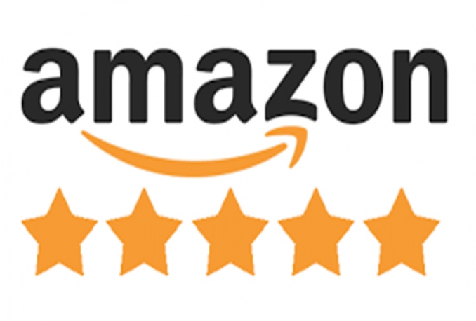 post 5 star google and amazon review