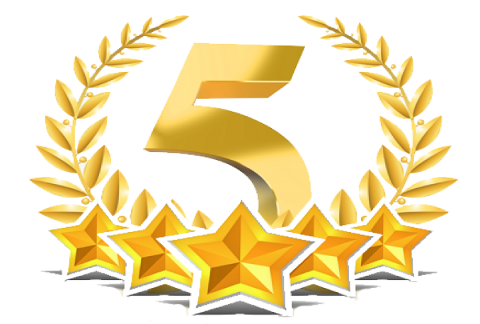 give you 25 Five Star Rating instant start and complete