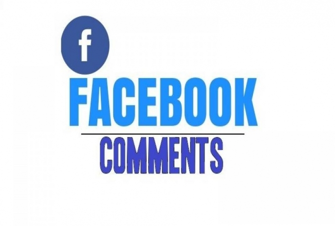 deliver Facebook Custom comments 25