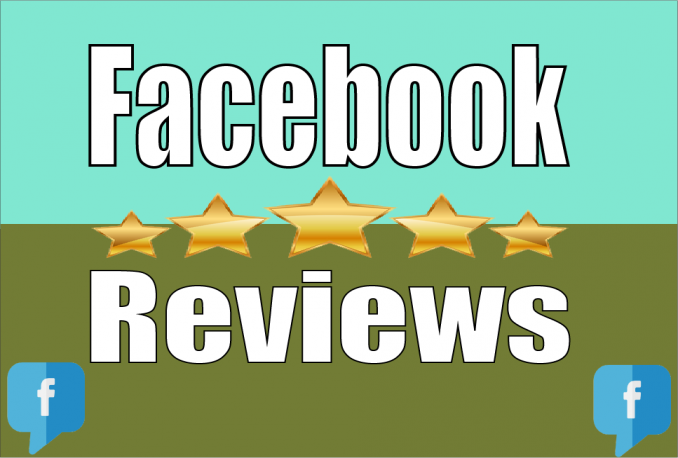 Give Facebook 1,000+ Reviews 5 Star to your Fan page