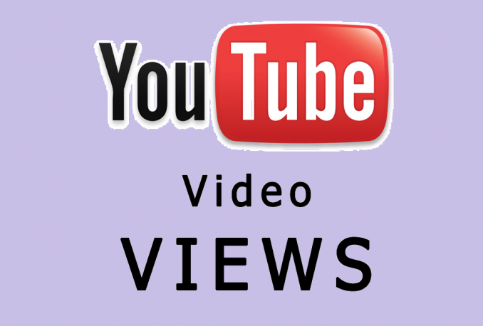 give you High Quality 10000++ Youtube Views