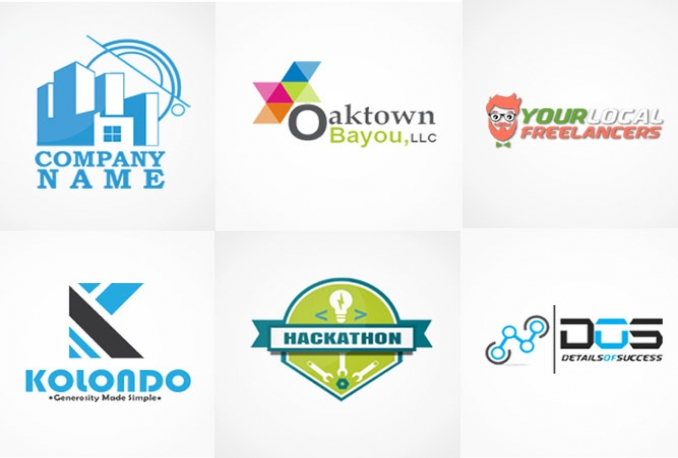 Provide you Professional Logo Design Concept!
