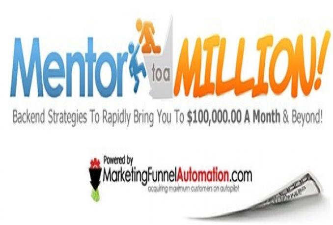 give you complete course of Todd Brown – Mentor to a Million