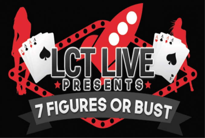 give you complete course of LCT Live – 7 Figures or Bust (Event Recordings)