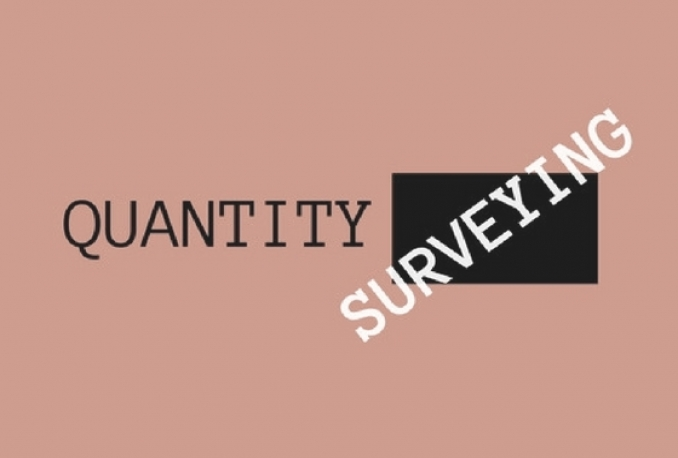 do your all quantity surveying works