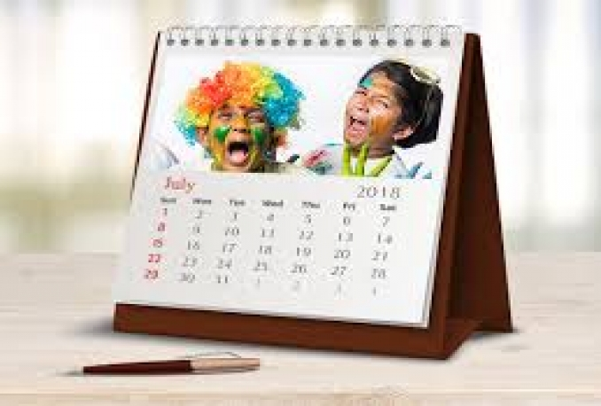 Fill a year with great memories of your favourite photos.  Create personalized calendars.   Starts a