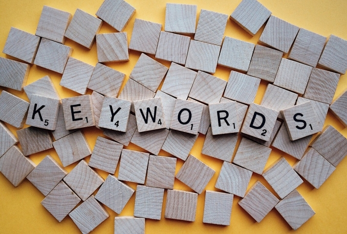 do Keywords research for better ranking