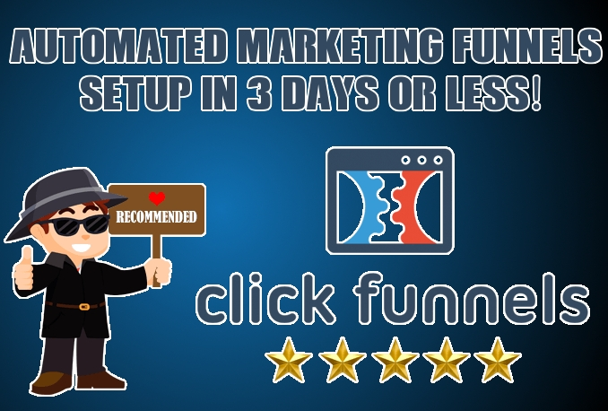 set up your click funnels for you