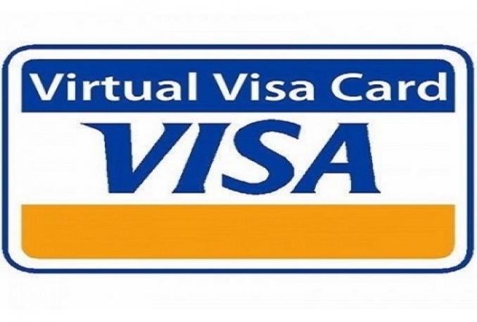 Virtual credit cards (VCC) work on websites verification