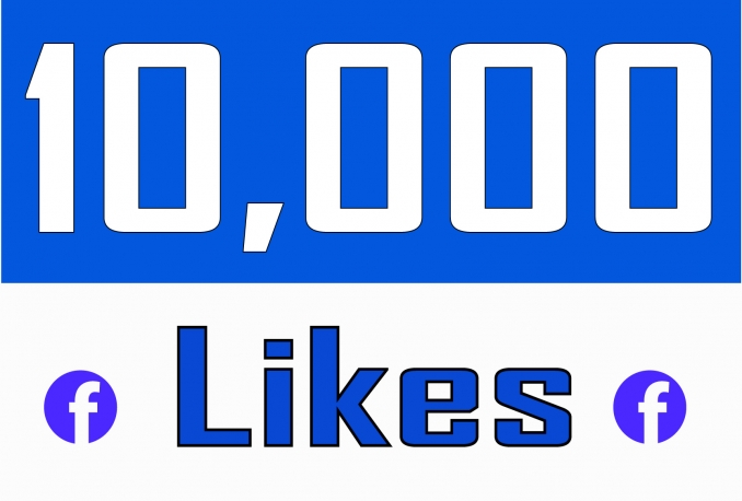 Add 10,000 Fan Page Likes within 24 hrs