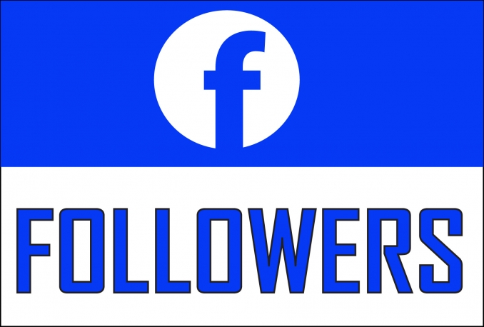 Add 1,000 Facebook NON drop Followers