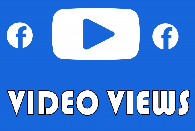 Add 10,000 FB VIDEO VIEWS