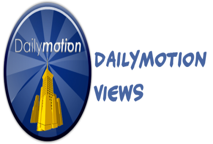 GIVE YOU DAILYMOTION HQ 1500 VIEWS